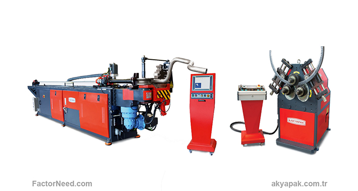 The best manufacturers of pipe bending machines