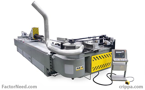 Types of pipe bending machines