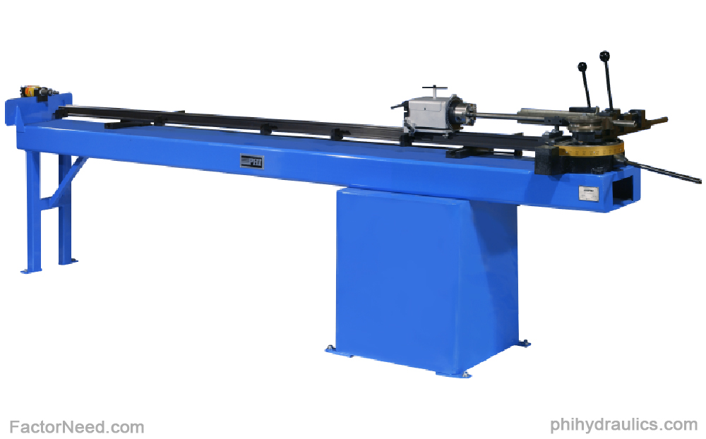 Features and applications of biaxial and single-axis pipe bending machines