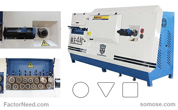 Semi-Automatic Wire Bending Machines