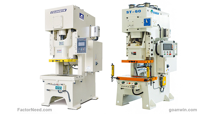 What is a mechanical punch press machine? | Types of mechanical punch press machines