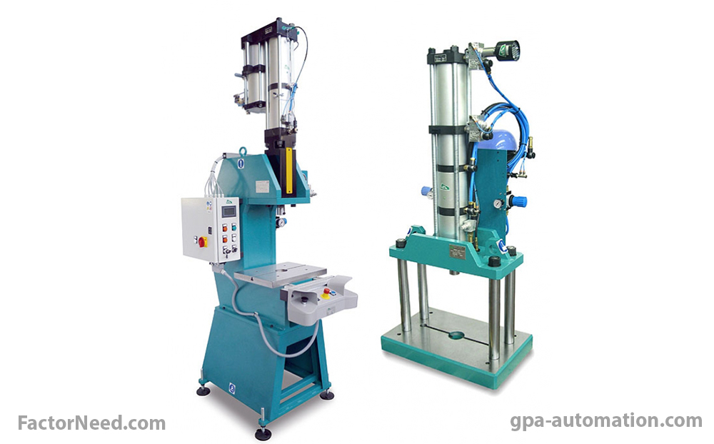 Advantages and disadvantages of hydraulic pneumatic presses