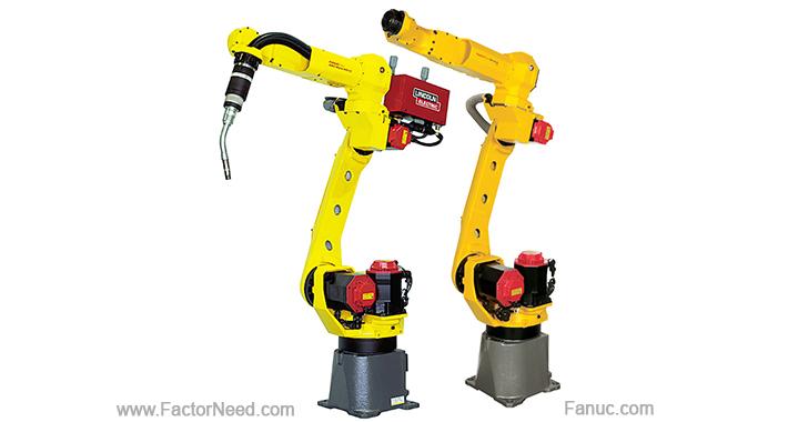 جوشکاری رباتیک