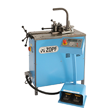 Bending Machines-Tube/Pipe Bending-ZOPF