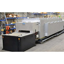 Brazing Machines-Furnace / Atmosphere  Controlled  Br-Sabe