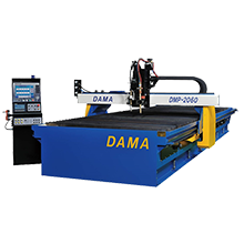 Cutting Machines-CNC Cutting-Dama Tech
