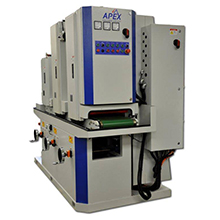 Deburring Machines-Edge Deburring-Apex Machine