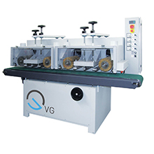 Deburring Machines-Edge Deburring-VG Machines