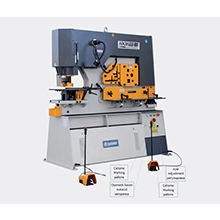 Forming Machines-Punching-Sahinler