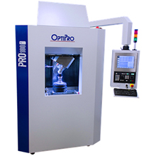 Satinatrice-CNC Lucidatura -OptiPro Systems