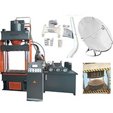 Press Machines-Hydraulic Presses-Durmark