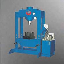 Press Machines-Hydraulic Presses-Milestone