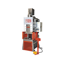 Press Machines-Hydraulic Presses-Reha Makina