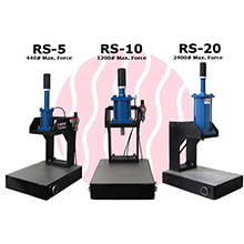 Press Machines-Pneumatic Presses-Sonitek