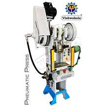 Press Machines-Pneumatic Presses-Vishwakala Machine Tools