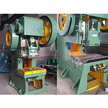 Press Machines-Power Presses-Ellsen