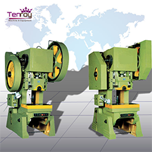 Press Machines-Power Presses-Tenroy Machinery