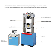 Testing Machines-Compression-DongGuan HongTuo