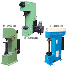 Testing Machines-Hardness-Shambhavi Impex