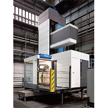 Turning Machines-Horizontal Boring-Skoda