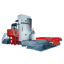 Turning Machines-Horizontal Boring-Vimacchine