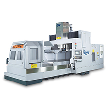 Machine de tournage-Centre CNC-Gentiger Machinery