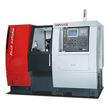 Turning Machines-CNC Center-Mylas CNC