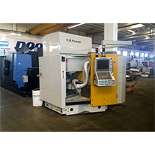 Turning Machines-CNC Center-Overmach