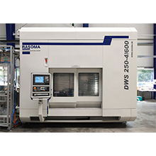 Turning Machines-CNC Center-Rasoma