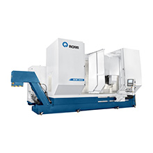 Turning Machines-CNC Center-Romi