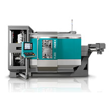 Turning Machines-CNC Center-Index Traub