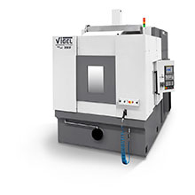 Turning Machines-CNC Center-Vigel