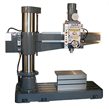 Turning Machines-Radial Drilling-Ajax