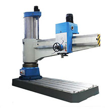 Turning Machines-Radial Drilling-Dalian Dahui
