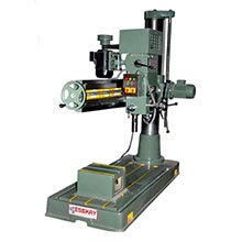 Turning Machines-Radial Drilling-Esskay