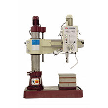 Turning Machines-Radial Drilling-Follow Machinery