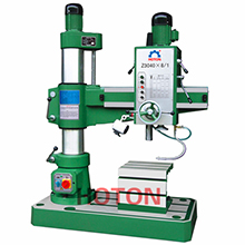 Turning Machines-Radial Drilling-Hoton