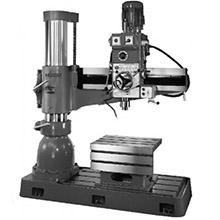Turning Machines-Radial Drilling-Huvema