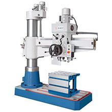 Turning Machines-Radial Drilling-KNUTH Machine
