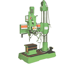 Turning Machines-Radial Drilling-Maan Techno Plus