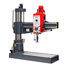 Turning Machines-Radial Drilling-Permatec