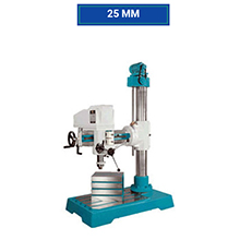 Turning Machines-Radial Drilling-Banka Machine