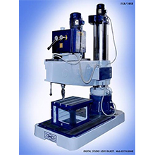 Turning Machines-Radial Drilling-Santoshi Machine