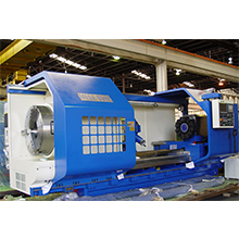 Turning Machines-Bed and Gantry Lathes-ESP