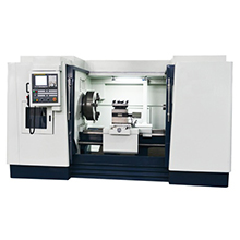 Turning Machines-Bed and Gantry Lathes-Kraft Machinery