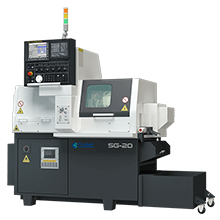 Turning Machines-CNC Lathes-Cubic