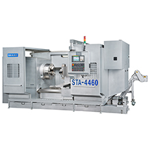 Turning Machines-CNC Lathes-Sharp-Industries
