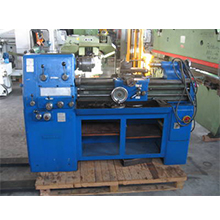 Turning Machines-Universal Lathes-Graf