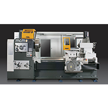 Turning Machines-Universal Lathes-Mcm Srl