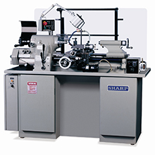 Turning Machines-Universal Lathes-Sharp-Industries